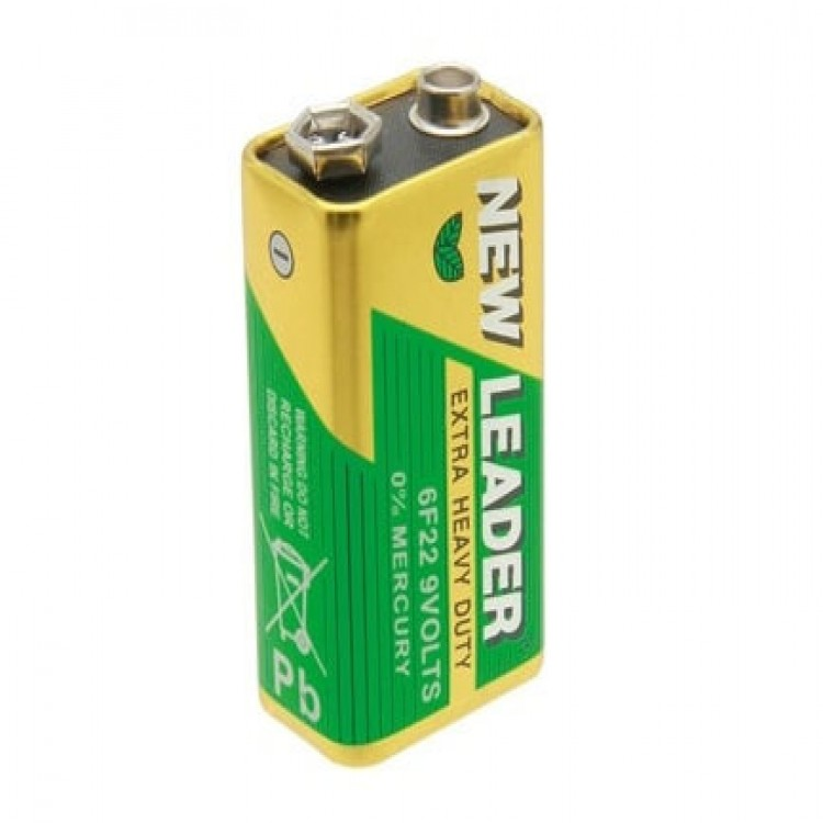 9V Battery_New Leader