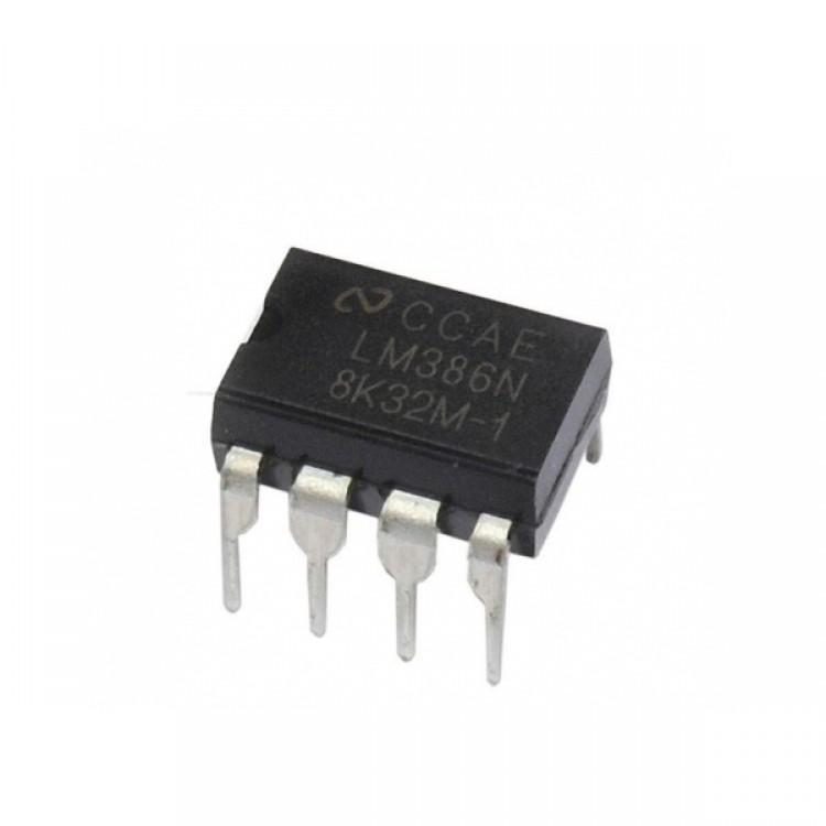 LM386 OP AMP