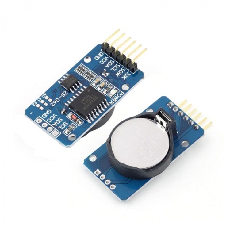 DS3231 AT24C32 Memory Module