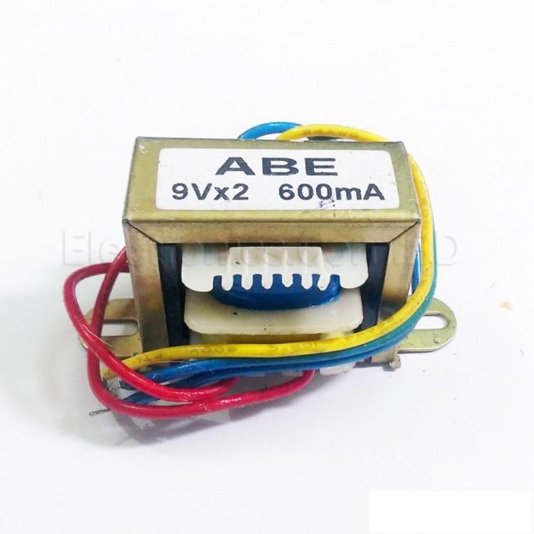 9V 600mA Transformer
