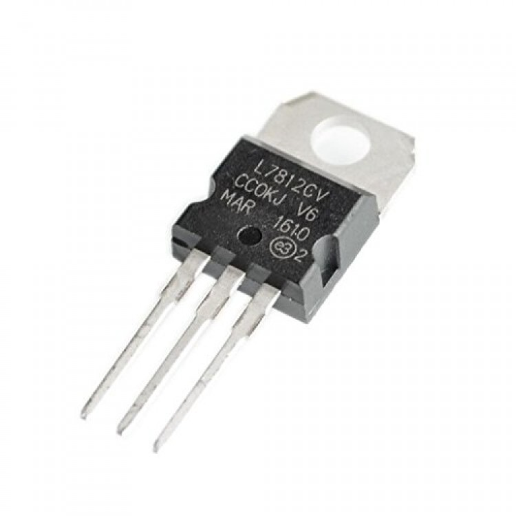 7812 1A Positive Voltage Regulator