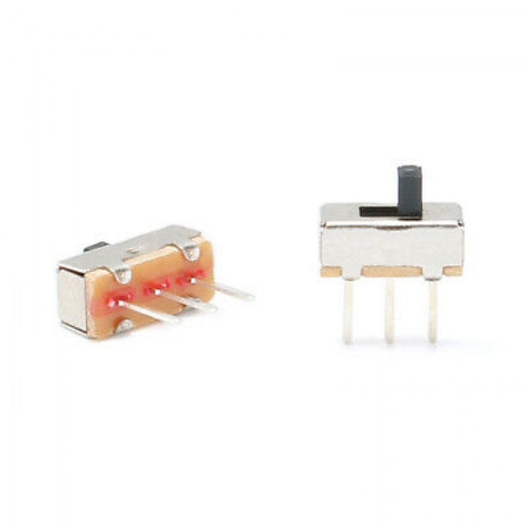 ON/OFF 3 Pin Mini Slide Switch