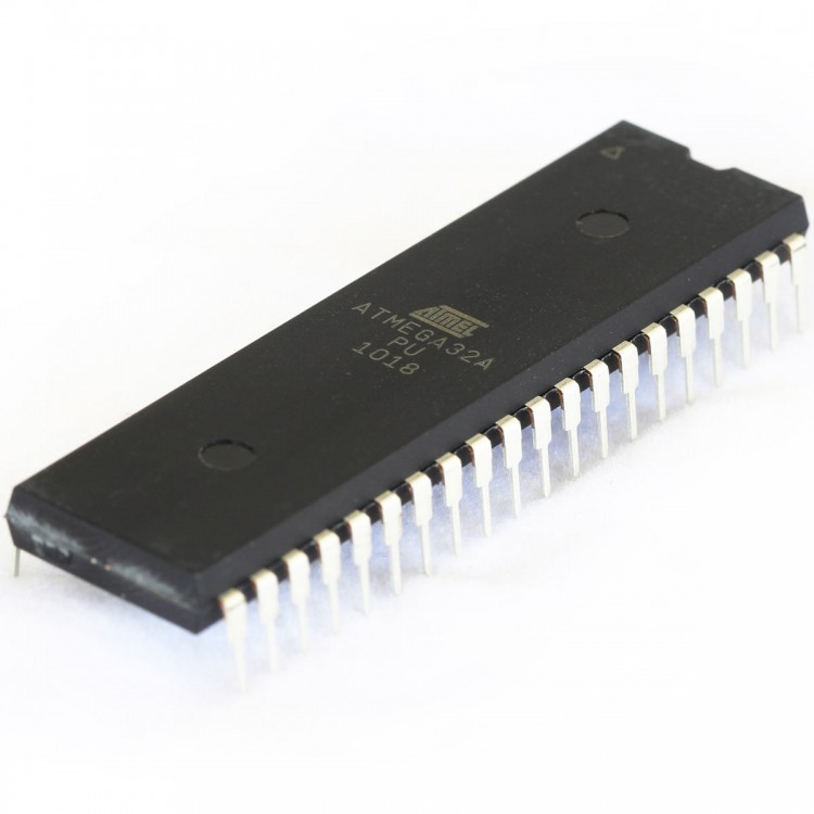 Atmega32A AVR Microcontroller