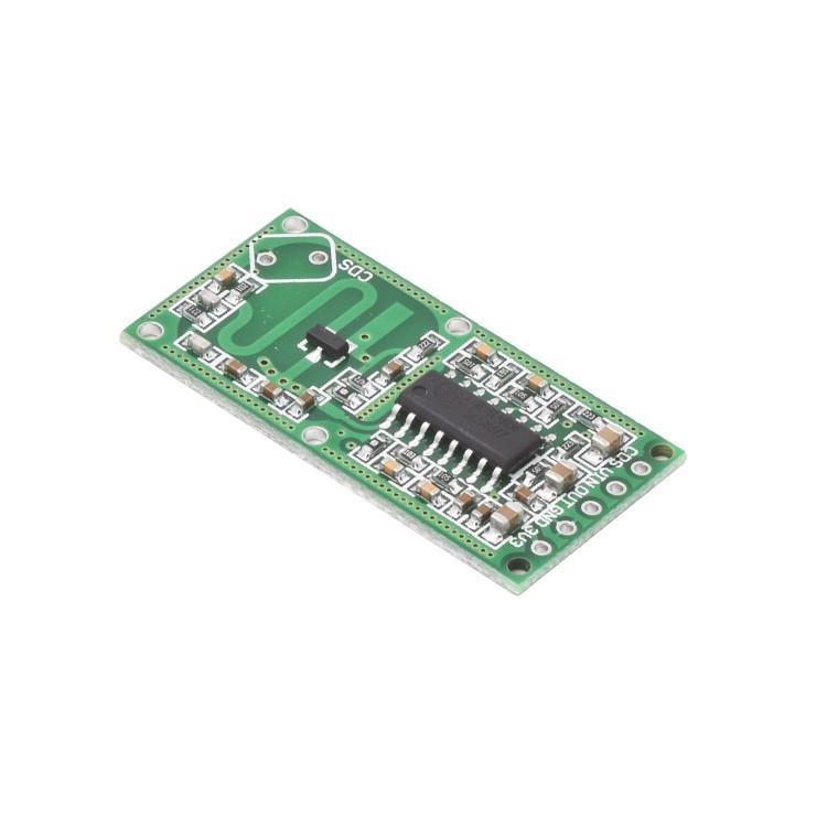 Microwave Radar Sensor Module
