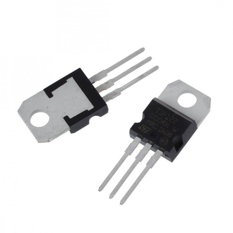 TIP122 NPN Transistor