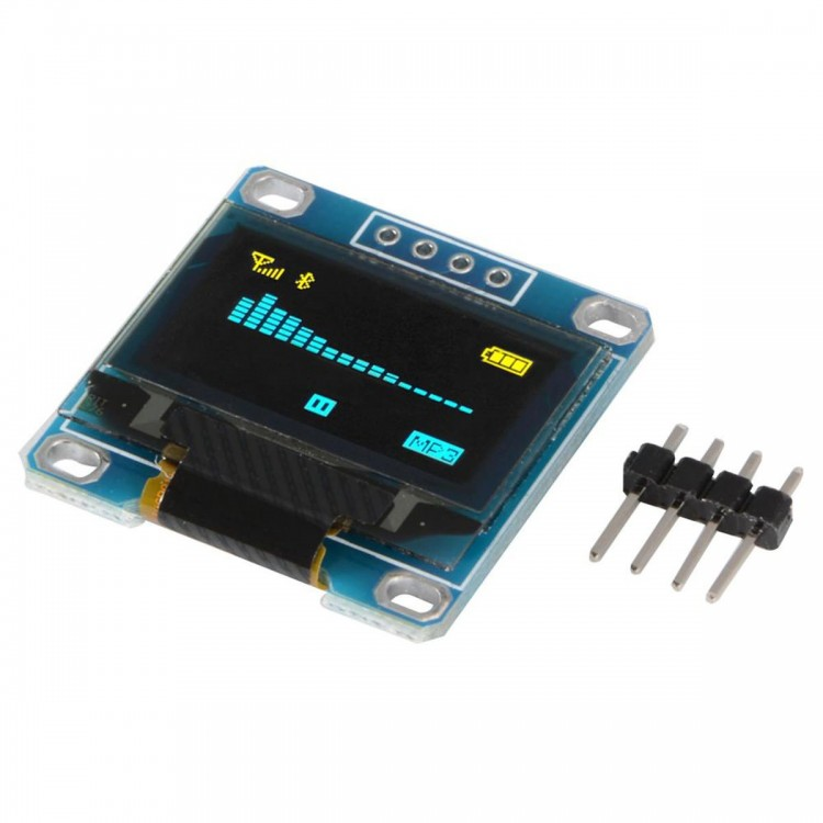 Oled  0.96  I2C 4 Pin LCD Module