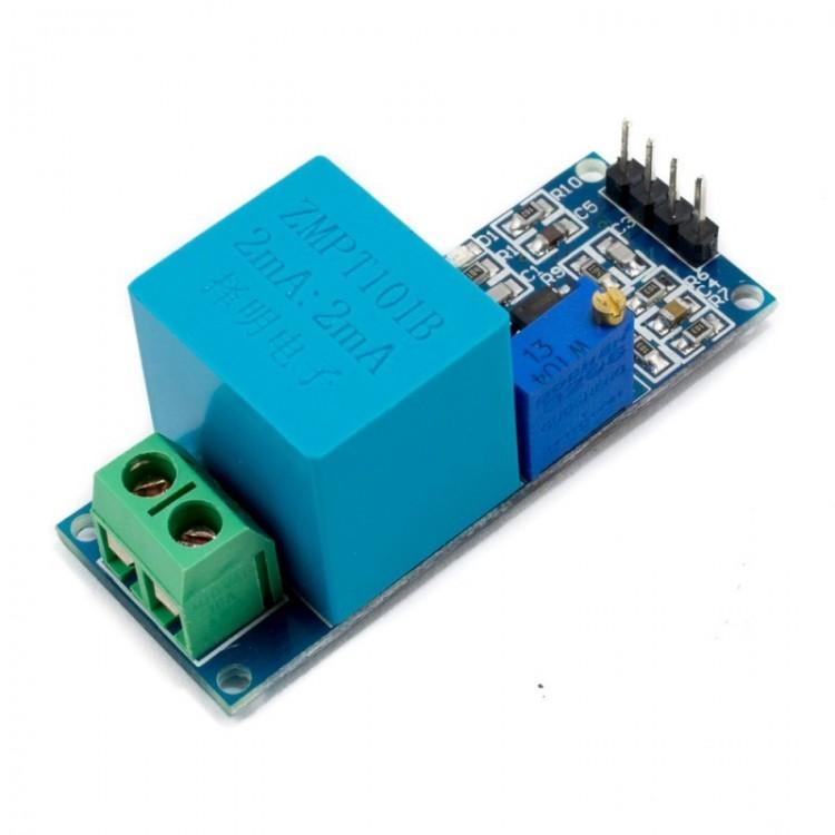 AC Voltage Sensor Module ZMPT101B(Single Phase)