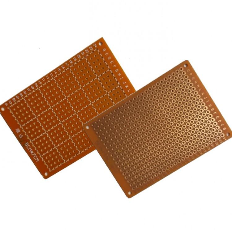 Dot Vero Board 5cm*7cm_One Side Copper.