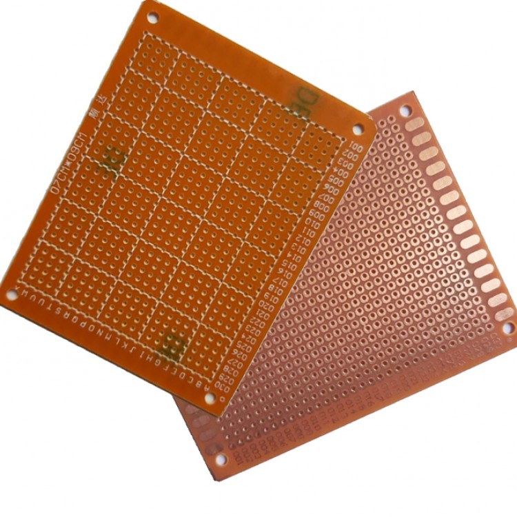 Dot Vero Board 7cm*9cm_One Side Copper.
