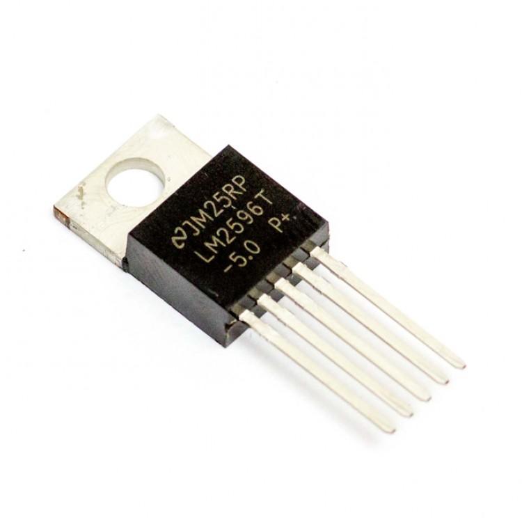 LM2596S-5 TO-263 Voltage Regulator IC
