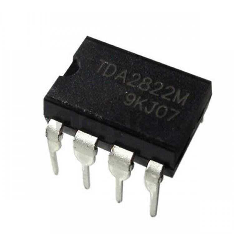 TDA2822 DIP IC