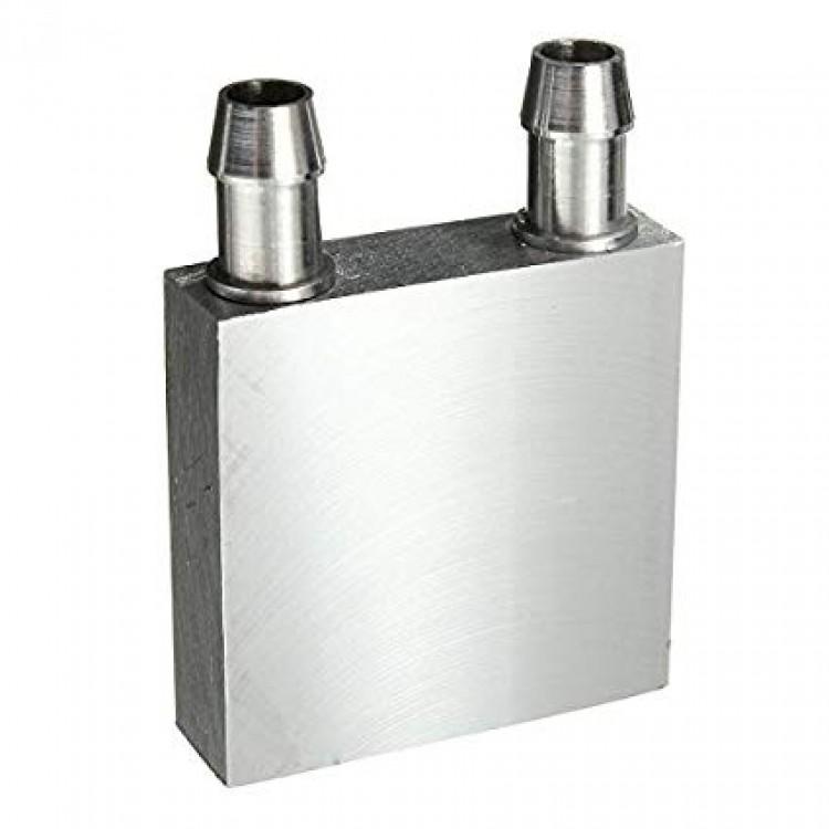 Aluminum 40x40mm Water Cooling Cooler Heatsink.