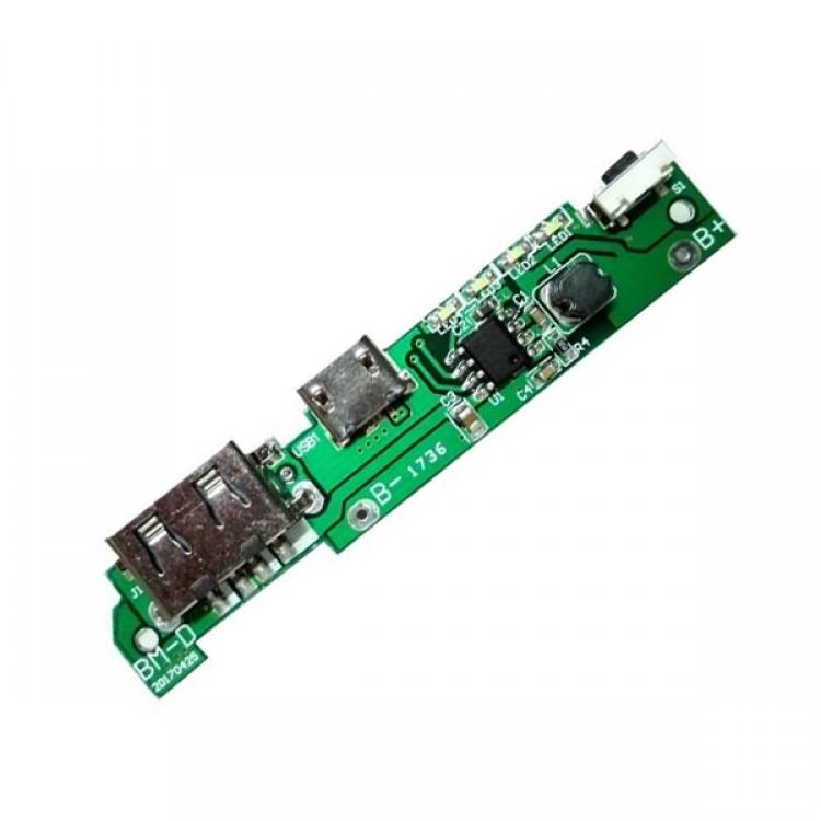Power Bank Circuit 5V 1A