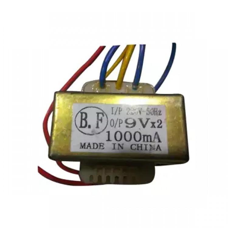 9V 1000mA Transformer