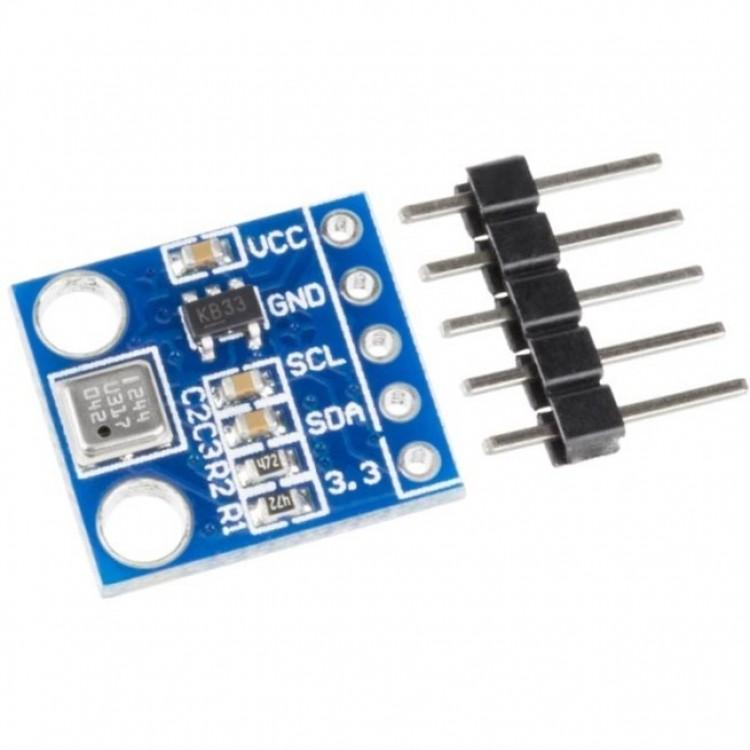 Barometric Pressure Sensor Module _BMP180