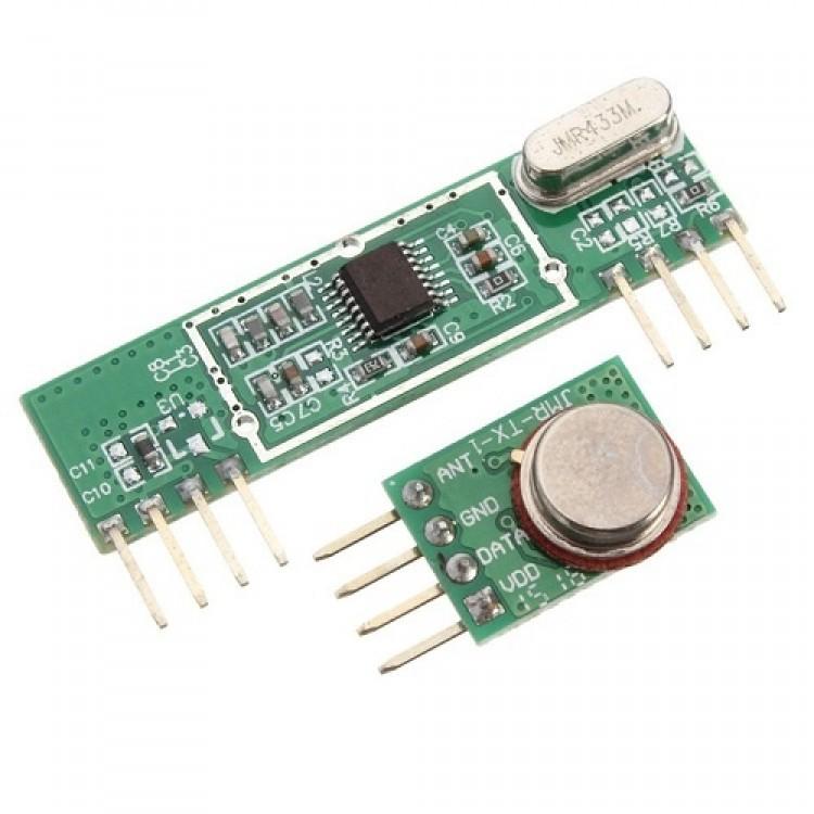 RF Transmitter Receiver Pair 433 MHz _RXB6