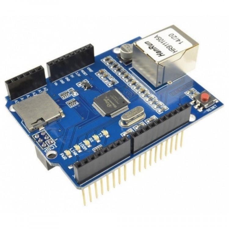 Arduino Ethernet W5100 Shield
