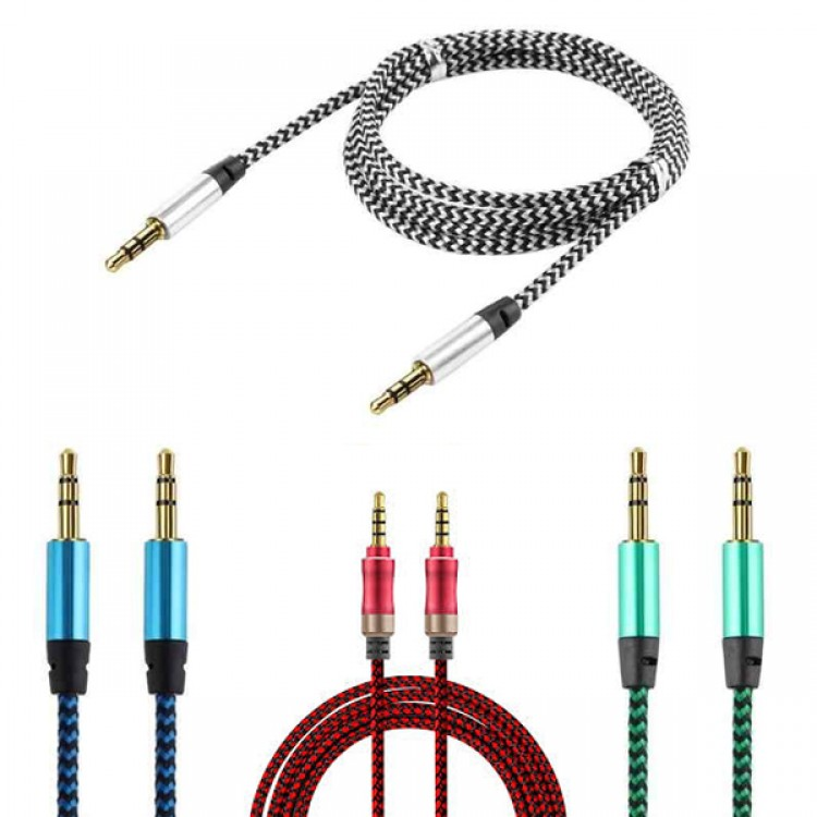 Audio Cable Male to Male 3.5mm