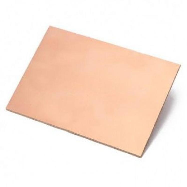 PCB Single Lear Copper Clad Board_10*10 Inch