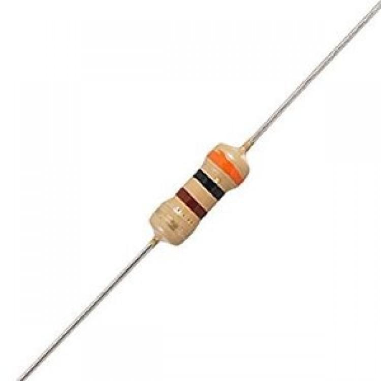 330 Ohm 1/4W Resistor