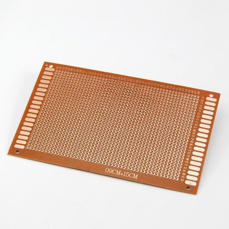 Dot Vero Board 9cm*15cm_One Side Copper.