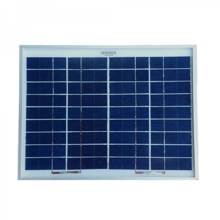 10W Polycrystalline A-Grade Solar Panel