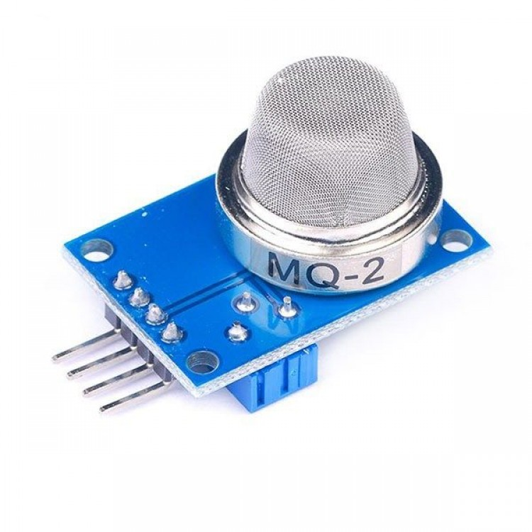 Smoke Sensor Module (MQ-2)