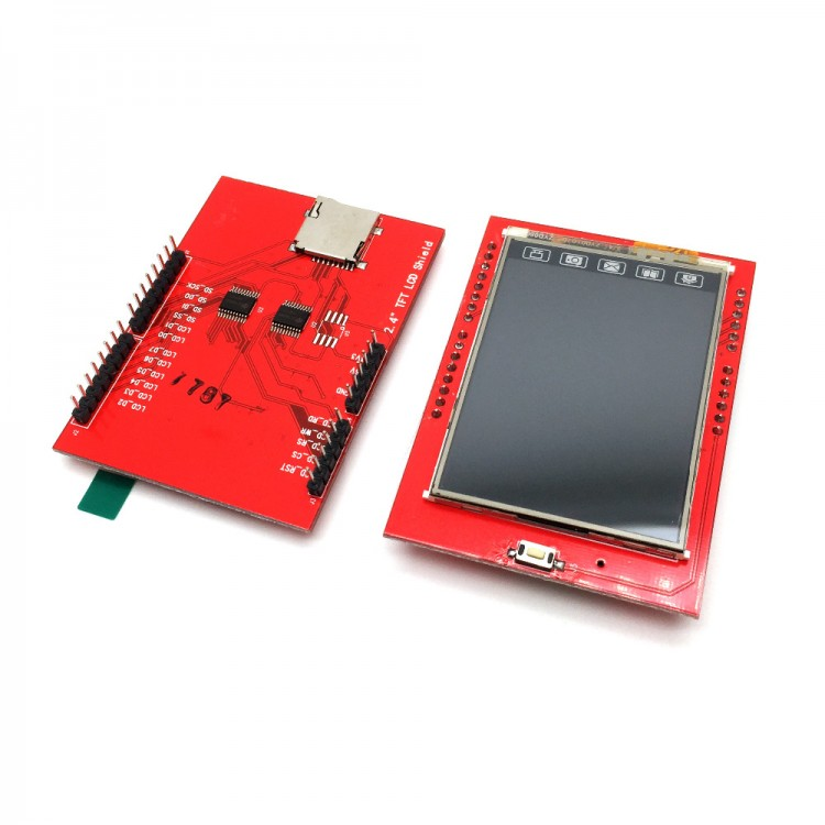 TFT 2.4'' Touch LCD Display