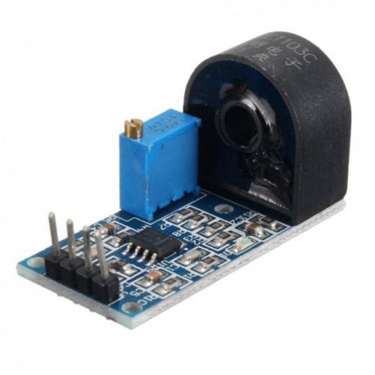 5A Single Phase Active Output AC Current Transformer Module Current Sensor