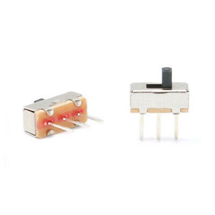 ON/OFF 3 Pin Mini Slide Switch