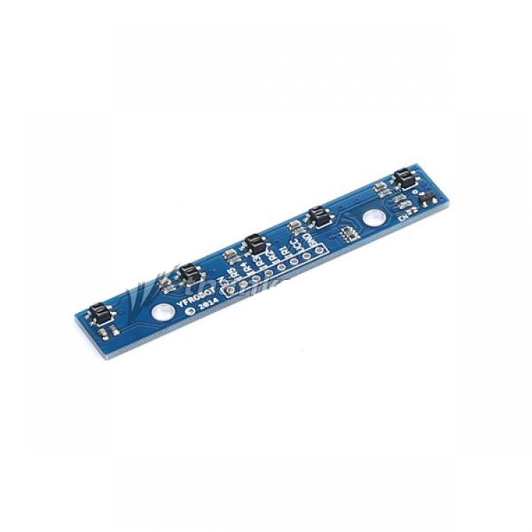 QTR-5RC Tracking Line Sensor Module