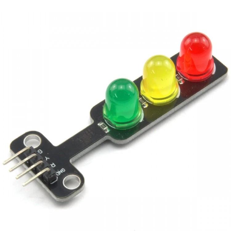 5V LED Traffic Light Module