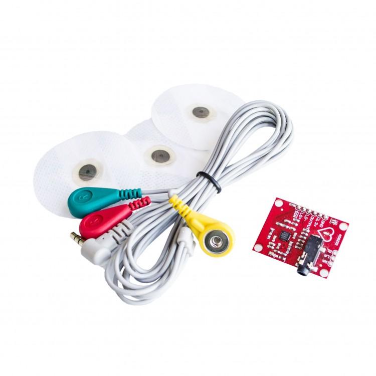 ECG Sensor Module AD8232 Heart Rate Monitor