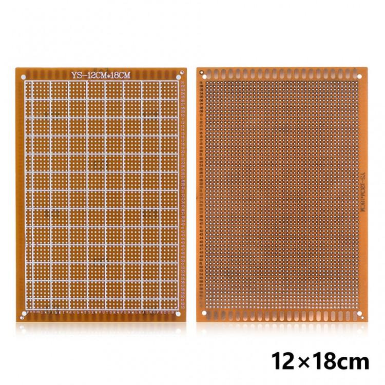 Dot Vero Board 18cm*12cm_One Side Copper.
