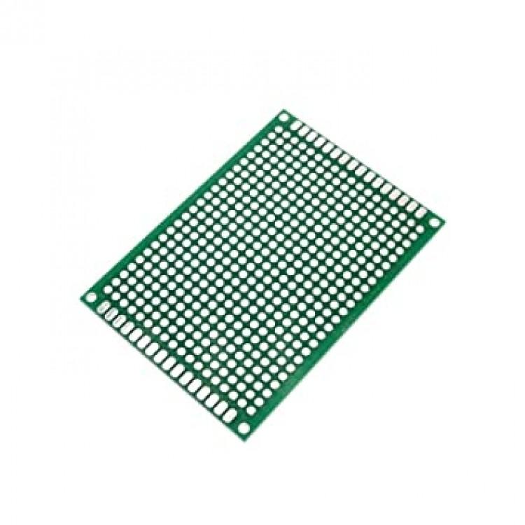 Dot Vero Board 5cm*7cm_Double  Side Copper.