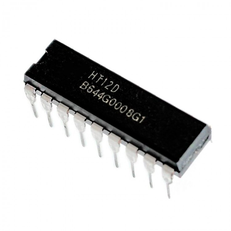 HT12D Decoder IC