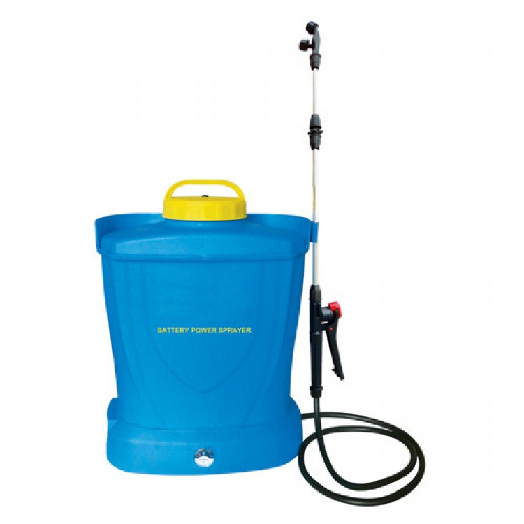 16Ltr Spray Pump Rechargeable Battery Operated