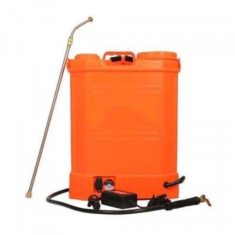 18Ltr Spray Pump Rechargeable Battery Operated