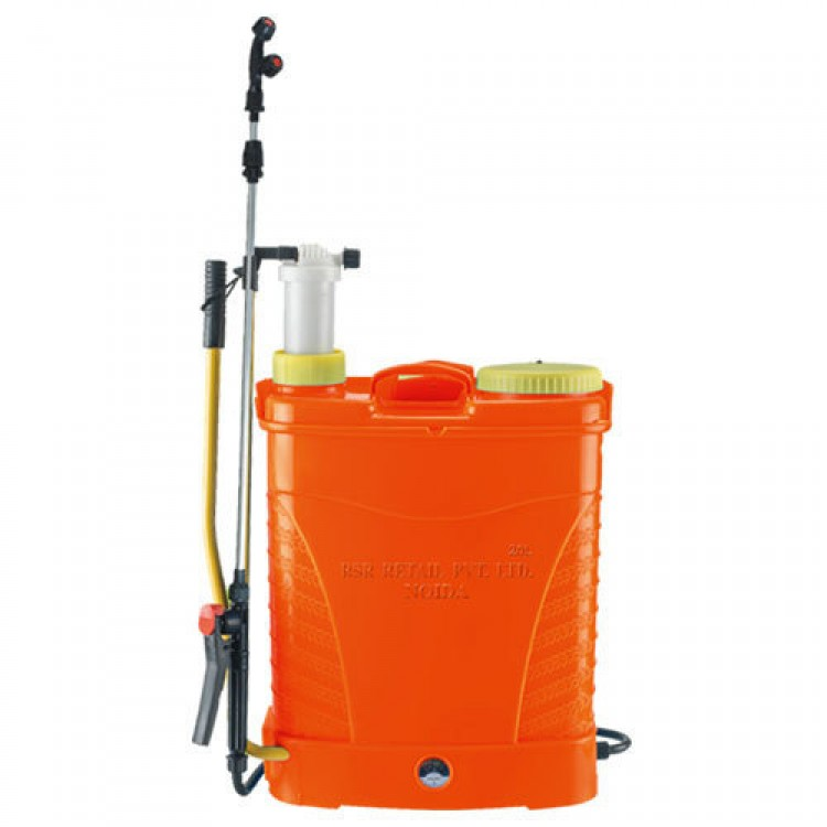 20Ltr Spray Pump Rechargeable Battery Operated