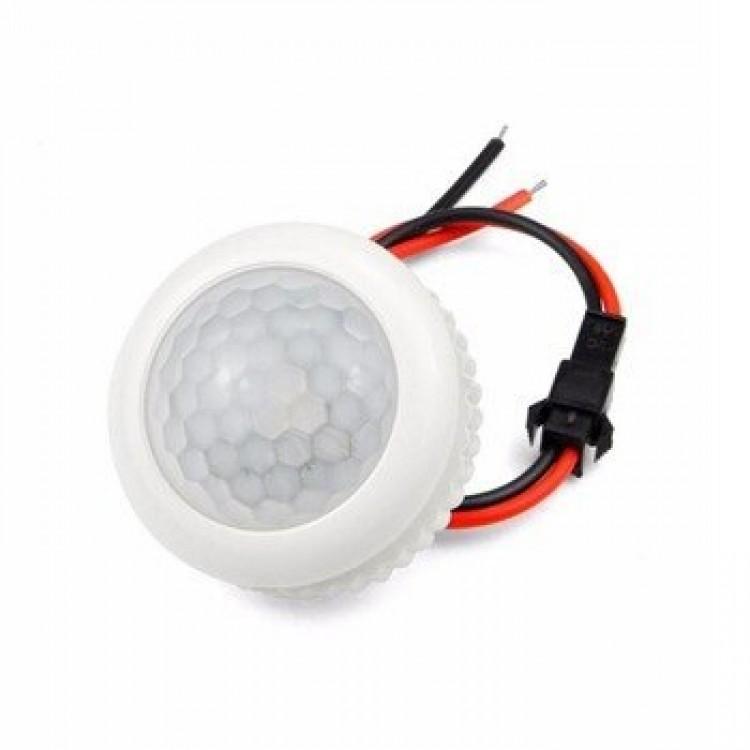 PIR Sensor + Light Control