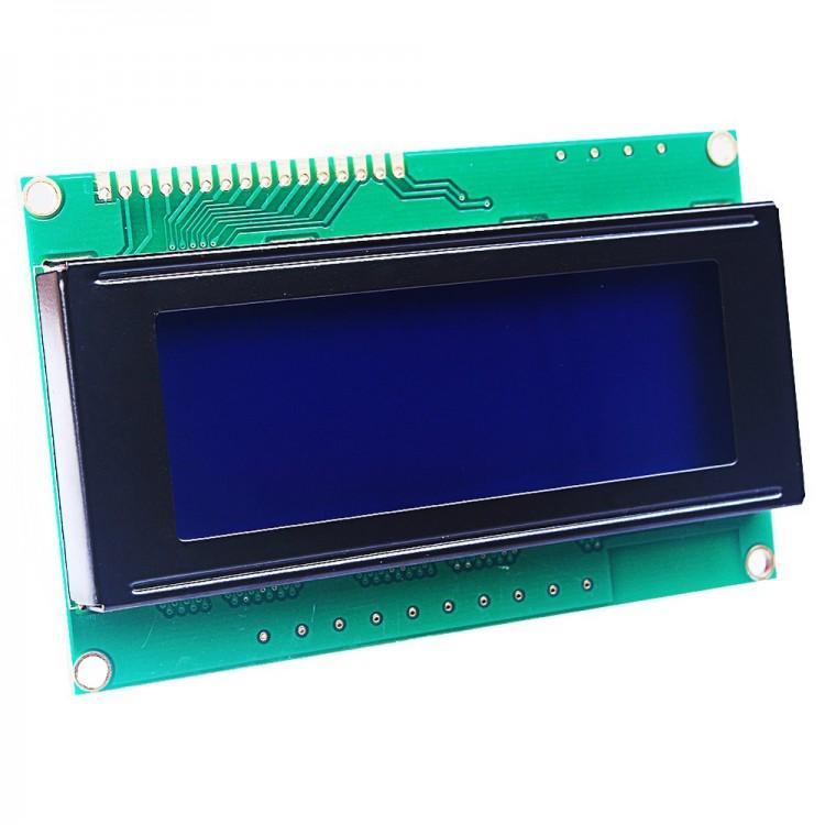 20x4 LCD Display