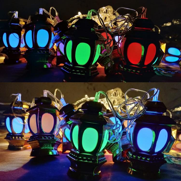 Jhumko Multi Color Hariken Light