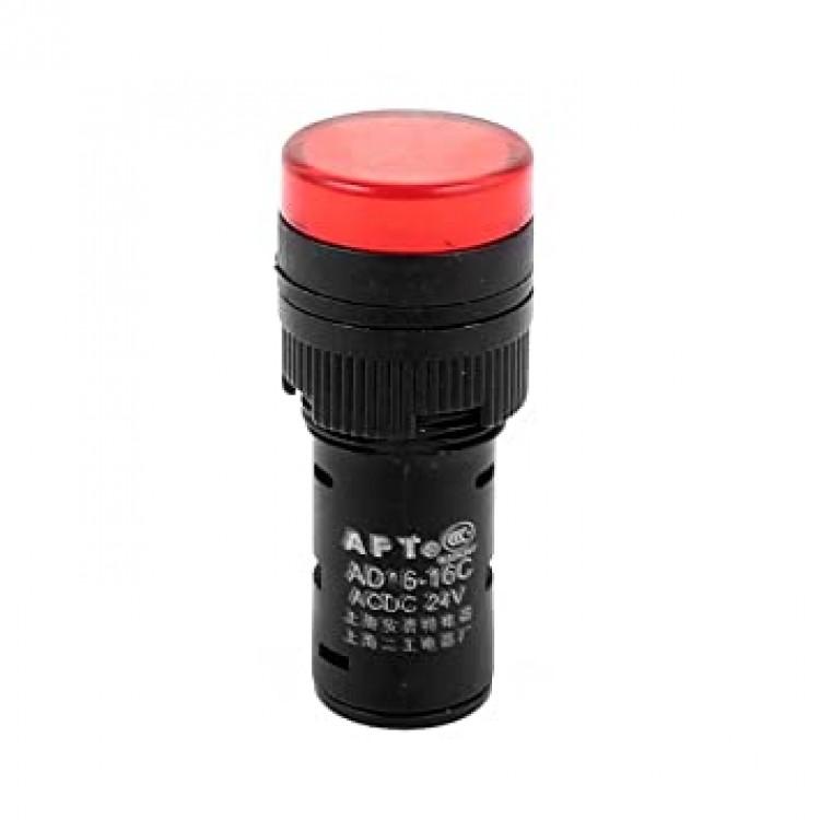 LED Indicator Lamp_Small 16mm_ Red_220V