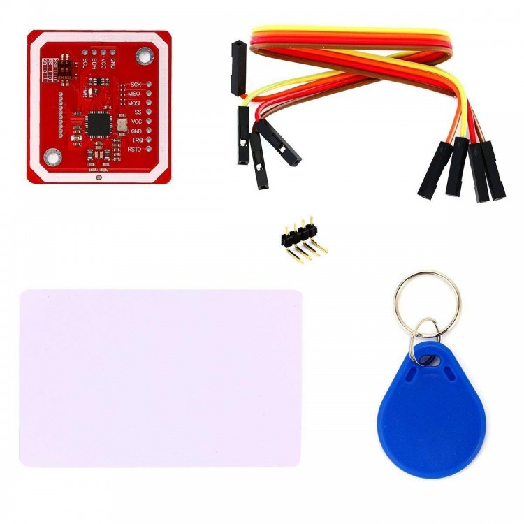 PN532 NFC RFID Module V3_With Card & Tag