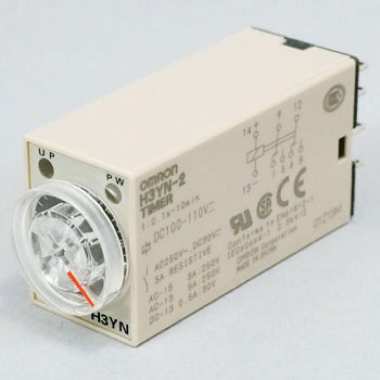 Timer Relay 220V AC 8pin_30Sec.