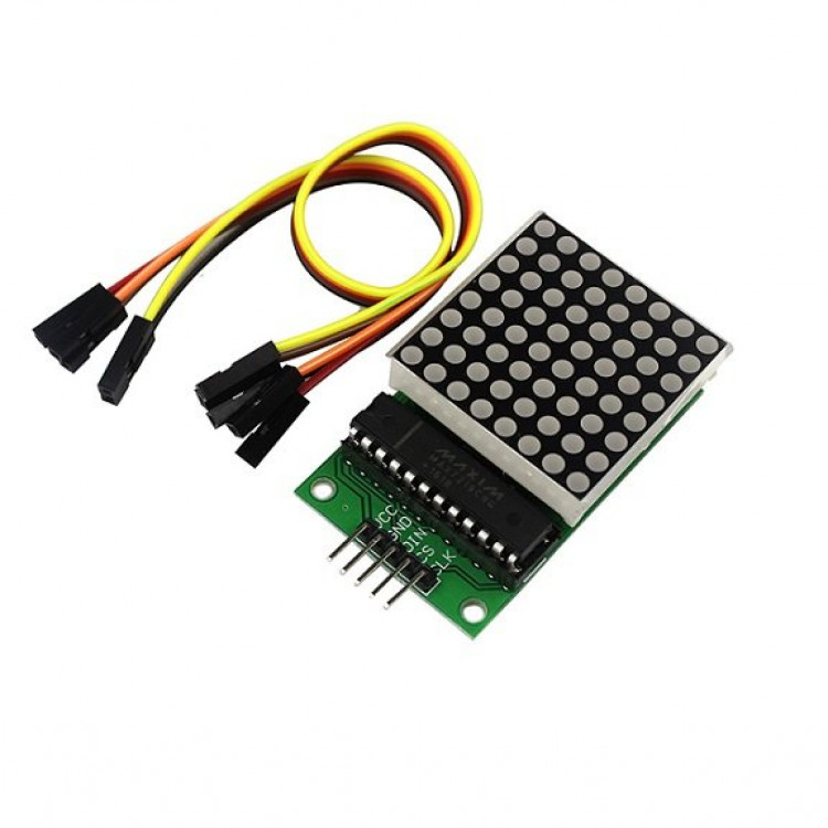 MAX7219 Dot Matrix Display Module 8 x 8