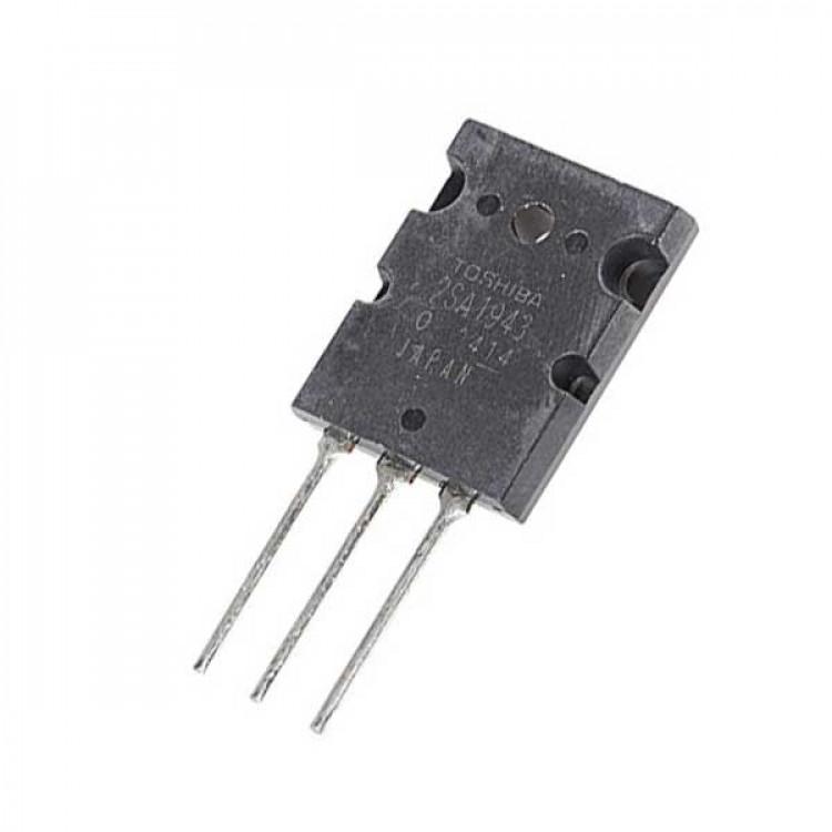 2SA1943  Amplifier PNP Power Transistor_Toshiba