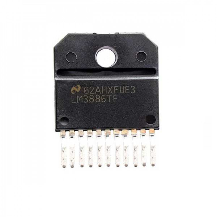 LM3886_Audio Amplifier Ic.
