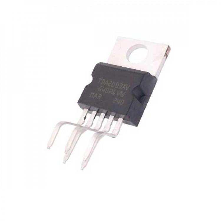 TDA2030_Audio Amplifier Ic.