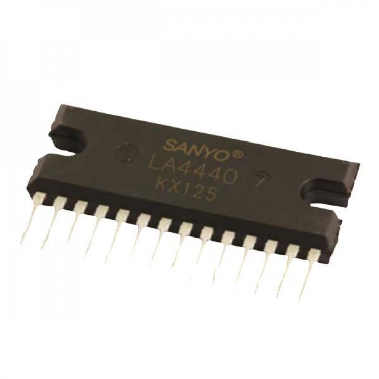 LA4440_Audio Amplifier Ic.